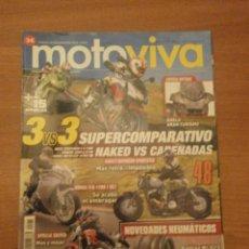Voitures: REVISTA MOTO VIVA - Nº 75- . Lote 42810050