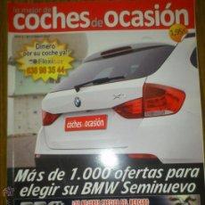 Coches: MAS COCHES DE OCASION Nº 14 MAYO 2012 PERFECTA. Lote 42953531