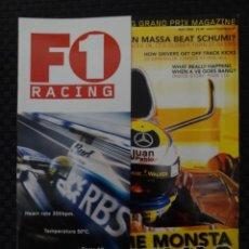 Coches: REVISTA F1 RACING MAYO 2006. Lote 43770693