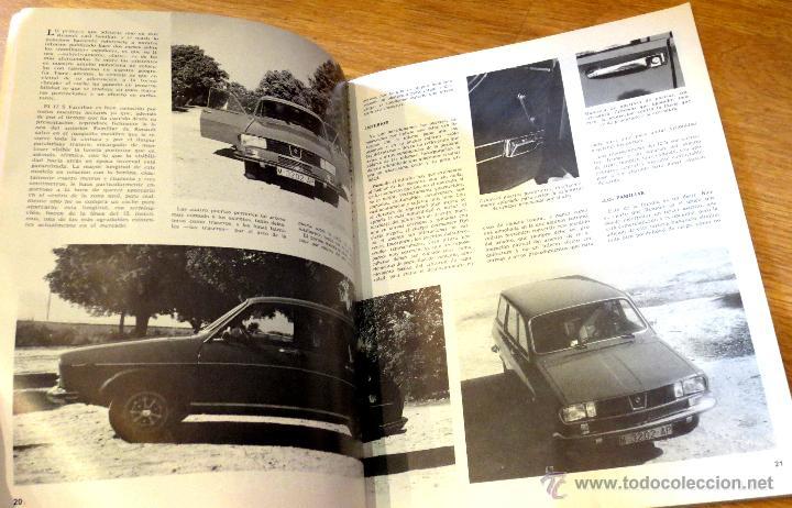 Coches: CUATRORUEDAS AÑO XII Nº 140 AGOSTO 1975 - Foto 2 - 44428831