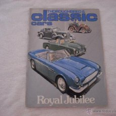 Coches: CLASSIC CARS VOL 4 Nº 9 1977. Lote 44695218