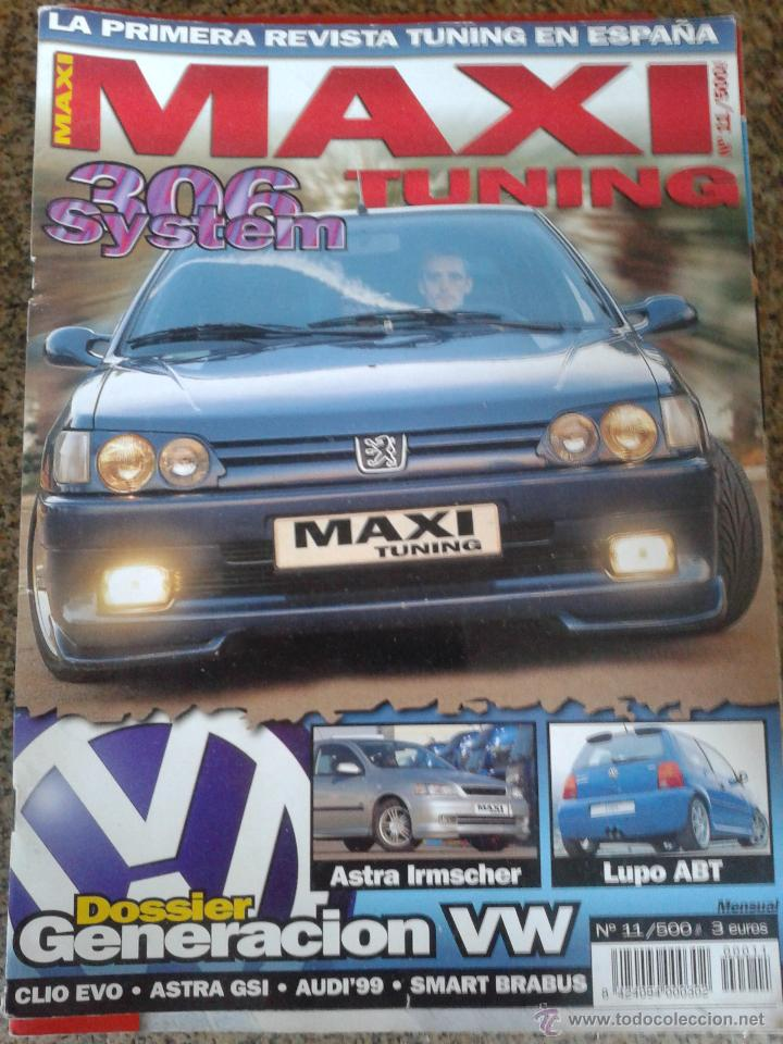 DESCARGAR REVISTAS MAXI TUNING DOWNLOAD