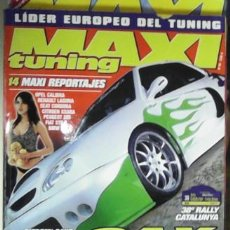 Coches: MAXI TUNING, Nº 48. Lote 45259150
