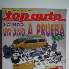 Coches: REVISTA TOP AUTO JUNIO 1994- ROVER 220 TURBO- BMW 316 COMPACT. Lote 45613248