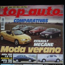 Coches: REVISTA TOP AUTO Nº 104- JUNIO 1998- BMW 320D. Lote 45728866