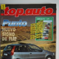Coches: REVISTA TOP AUTO ENERO 1994. Lote 45747945
