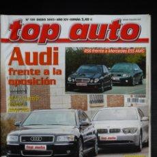 Coches: REVISTA TOP AUTO Nº 159- ENERO 2003. Lote 45790606
