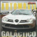 Coches: AUTOMOVIL 312,POSTER,ALFA 147 GTA, AUDI A3,ALFA 147 GTA CUP,MERCEDES SLR MCLAREN,MG ZT260 V8,VW GOLF. Lote 47371017