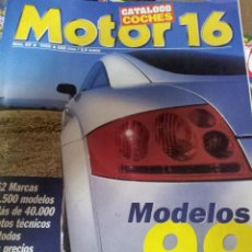 Coches: MOTOR 16 Nº 62 1999. Lote 46110478