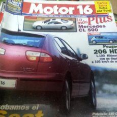 Coches: MOTOR 16 Nº 839 1999. Lote 46110567