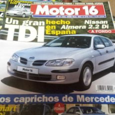 Coches: MOTOR 16 Nº 862 2000. Lote 46110612