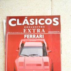 Coches: CLASICOS EXCLUSIVOS EXTRA FERRARI. Lote 46767528
