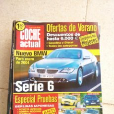 Coches: COCHE ACTUAL- N 796. Lote 46767795