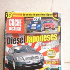 Coches: COCHE ACTUAL- N 892. Lote 46767843