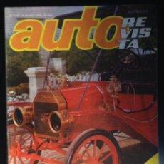Coches: AUTO-REVISTA Nº NUMERO 1130 DE 1979 ESPECIAL FORD. Lote 46988564