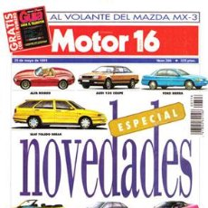 Coches: MOTOR 16 Nº 396 (25-05-91). Lote 47308067