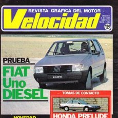 Coches: VELOCIDAD Nº 1154 (5-11-83). Lote 47311748