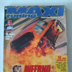 Coches: MAXI TUNING -- Nº 58 -- BMW CABALLERO -- . Lote 47362637