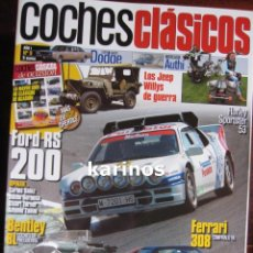 Coches: COCHES CLASICOS 9. Lote 47453254