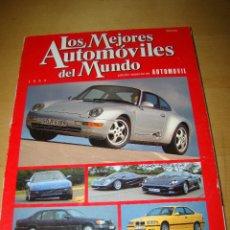 Coches: LOS MEJORES AUTOMÓVILES DEL MUNDO - 1994. Lote 105378062