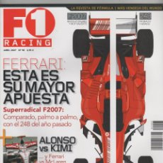 Coches: F1 RACING Nº 98 . Lote 48103804