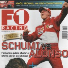 Coches: F1 RACING Nº 92 SCHUMI VS ALONSO. Lote 48103023