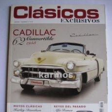 Coches: REVISTA CLÁSICOS EXCLUSIVOS Nº 1. MAYO-2004 C1. Lote 48118030