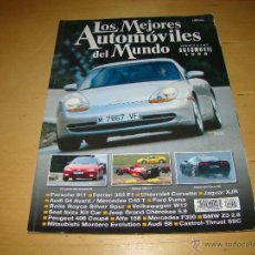Coches: REVISTA LOS MEJORES AUTOMÓVILES DEL MUNDO - AÑO 1998. Lote 48399073