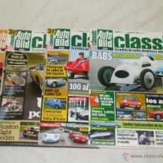 Coches: AUTO BILD CLASICO. Lote 48525142