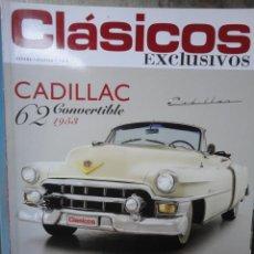 Coches: REVISTA CLASICOS EXCLUSIVOS NUMERO 1 MAYO 2004. Lote 48727729