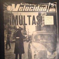 Carros: REVISTA VELOCIDAD NUMERO Nº 70 DE 1963 FAYSAN AUSTIN G.B.. Lote 48873468