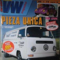 Coches: REVISTA SUPER VW VOLKSVAGEN ESCARABAJO NUMERO 26 2001. Lote 48884835