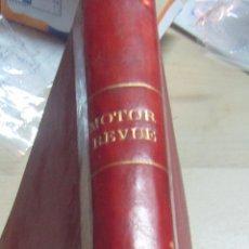 Coches: MOTOR REVUE EUROPA-MOTOR AÑO 1964. Lote 48899207