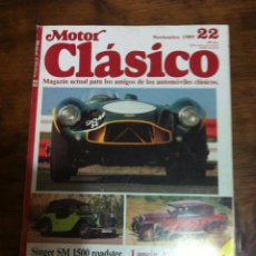 Coches: MOTOR CLASICO Nº 22 ASTON MARTIN DB3S. Lote 49073126