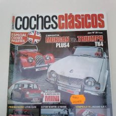 Coches: -COCHES CLASICOS Nº 39-ESPECIAL COCHES INGLESES. Lote 49105958