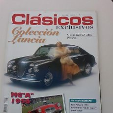 Coches: -CLASICOS EXCLUSIVOS N º17-AURELIA B20 GT 2500. Lote 49108679