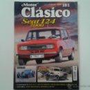 Coches: MOTOR CLASICO FEB´03 SEAT 124, MATRA BAGHEERA, PORSCHE 914, LOTUS EUROPA, FIAT X, RENAULT ALPINE. Lote 49220254