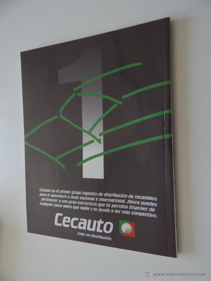 Coches: Revista Técnica del Automóvil 80. 2000. Motor eléctrico. Volkswagen Polo 1.9 D-Sdi (95-99) - Foto 2 - 50258903