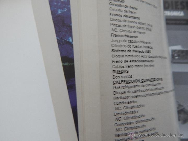Coches: Revista Técnica del Automóvil 80. 2000. Motor eléctrico. Volkswagen Polo 1.9 D-Sdi (95-99) - Foto 5 - 50258903