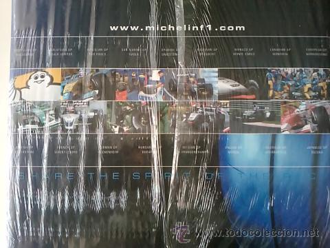 Coches: LIBRO -EL AÑO DE LA FORMULA 1 2002 -MICHELIN -FORMATO GRANDE-33 POR 26-EN SUS PLASTICOS- - Foto 2 - 50304288
