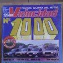 Coches: REVISTA VELOCIDAD Nº 1000 AÑO 1980. COMPARATIVA: CITROËN GSA X-3, SEAT RITMO 75 CLX, RENAULT 14 GTS. Lote 50337655