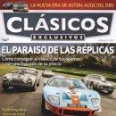 Coches: CLASICOS EXCLUSIVOS N. 97 - EN PORTADA: EL PARAISO DE LAS REPLICAS (NUEVA). Lote 164187113