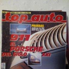 Coches: REVISTA TOP AUTO NUMERO 99 ENERO 1998. Lote 51605309