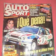 Auto: AUTO HEBDO SPORT 691: RAC RALLY 98; GUÍA RALLY MADRID 98; ALFA 166 V6 2.5; 206 WRC; VOLVO S70. Lote 51936961