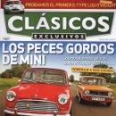Coches: CLASICOS EXCLUSIVOS N. 96 - EN PORTADA: LOS PECES GORDOS DE MINI (NUEVA). Lote 164186838