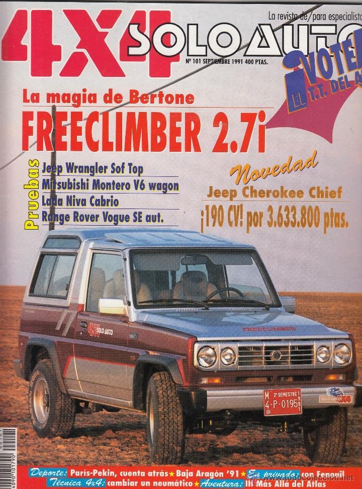 91 montero 4x4