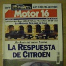 Coches: MOTOR 16 FEBRERO 1993 NUM.487. Lote 52773895