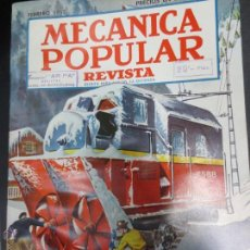 Coches: REVISTA POPULAR MECANICA FEBRERO 1952. Lote 53482118