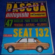 Coches: AUTOPISTA 685 / 686 - MARZO 1972. Lote 53895715