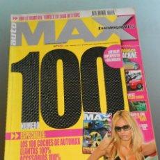 Coches: AUTO MAX. Lote 54252680